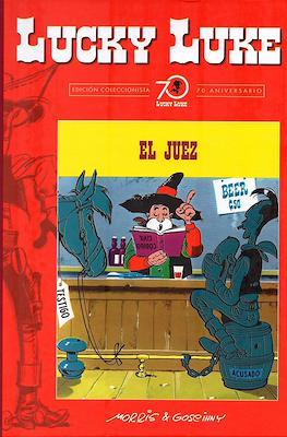 Lucky Luke. Edición coleccionista 70 aniversario (Cartoné con lomo de tela, 56 páginas) #24