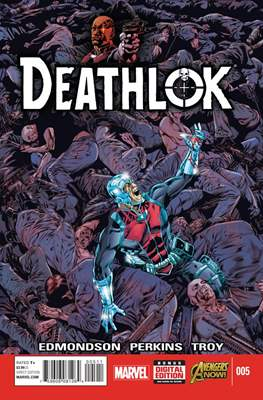 Deathlok Vol. 5 (Comic-Book / Digital) #5