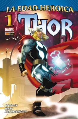Thor / El Poderoso Thor / Thor - Dios del Trueno / Thor - Diosa del Trueno / El Indigno Thor (2011-) (Grapa) #1