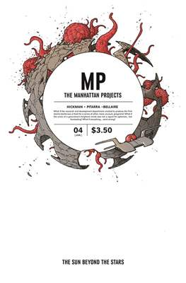 The Manhattan Projects: The Sun Beyond the Stars (Comic-book) #4