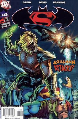 Superman / Batman (2003-2011) (saddle-stitched) #45