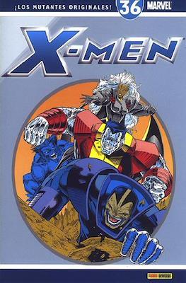X-Men (Segundo coleccionable) (Rústica 80 pp) #36