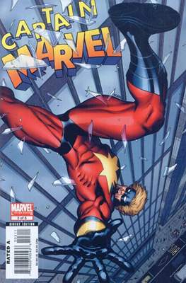 Captain Marvel Vol. 6 (2008) (Comic Book) #3