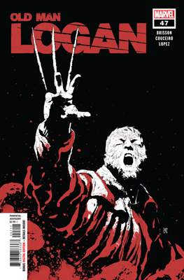 Old Man Logan Vol. 2 (Comic-book) #47