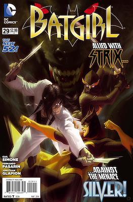 Batgirl Vol. 4 (2011-2016) (Comic-Book) #29