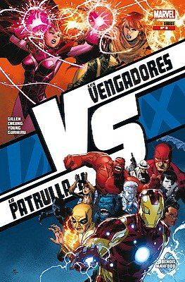 VVX: VS (2012-2013). Los Vengadores vs. La Patrulla-X (Grapa) #6