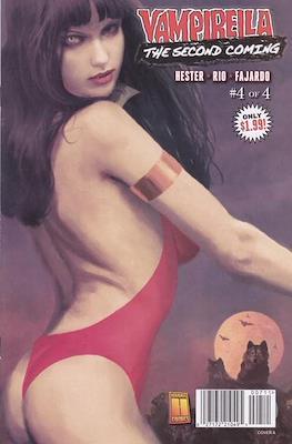 Vampirella: The Second Coming #4