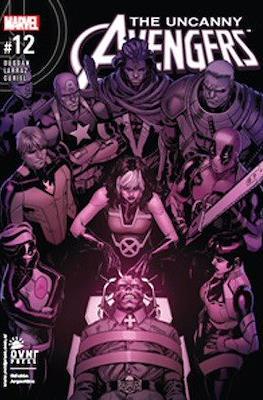 The Uncanny Avengers Vol. 2 (Revista) #12