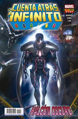 Cuenta Atrás a Infinito: Héroes #3