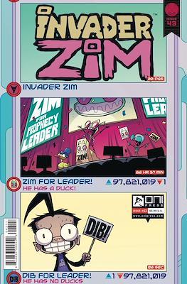 Invader Zim (Comic Book) #43