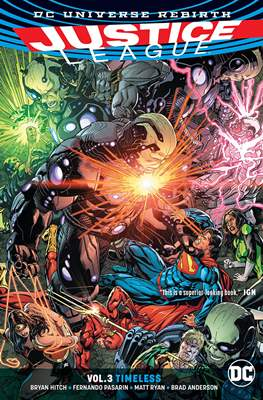 Justice League (2016-...) (Softcover) #3