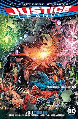 Justice League (2016-...) (Trade Paperback) #3