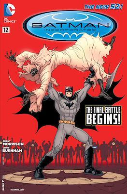 Batman Incorporated Vol. 2 (2012-2013) (Comic Book) #12