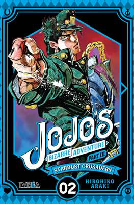 JoJo's Bizarre Adventure - Part III: Stardust Crusaders (Rústica) #2