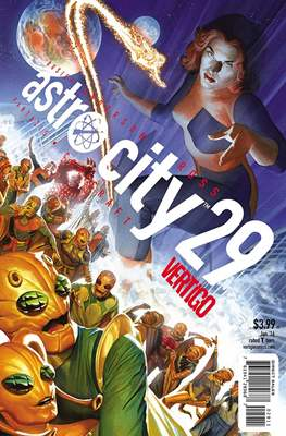 Astro City (Comic Book) #29