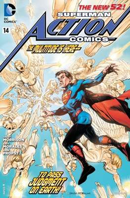 Action Comics Vol. 2 (2011-2016) (Grapa) #14