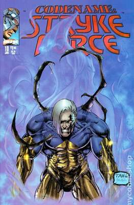 Codename: Strykeforce (1994-1995) (Comic Book) #10