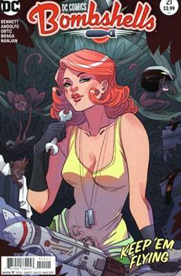 DC Comics: Bombshells (Comic Book) #21