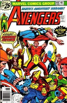 The Avengers Vol. 1 (1963-1996) (Comic Book) #148