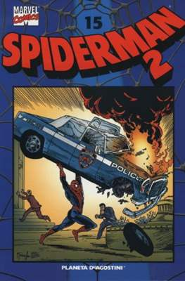 Coleccionable Spiderman Vol. 2 (2004) (Rústica, 80 pp) #15