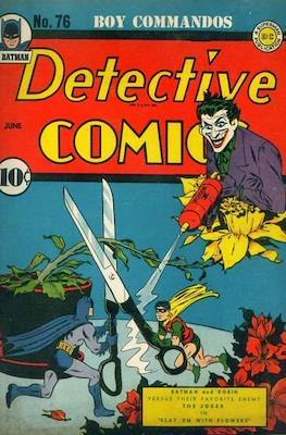 Detective Comics Vol. 1 (1937-2011; 2016-) (Comic Book) #76