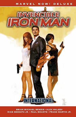 Invencible Iron Man. Marvel Now! Deluxe (Cartoné 272 pp) #2