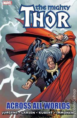 The Mighty Thor: Across All Worlds