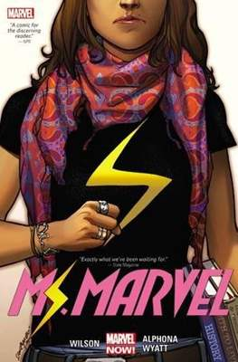 Ms. Marvel (Vol. 3 2014-2015)
