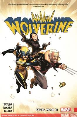 All-New Wolverine (2016) (Softcover) #2