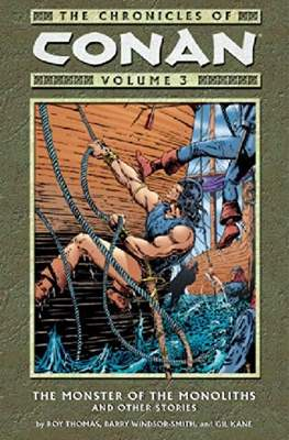 The Chronicles of Conan the Barbarian (Paperback) #3
