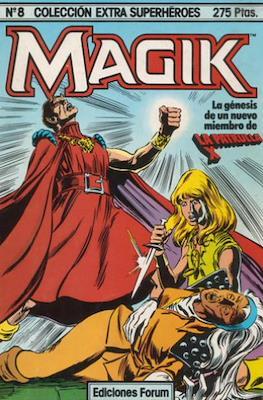 Colección Extra Superhéroes (1983-1985) #8