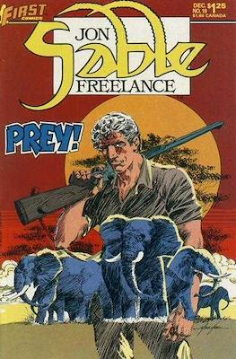 Jon Sable, Freelance #19