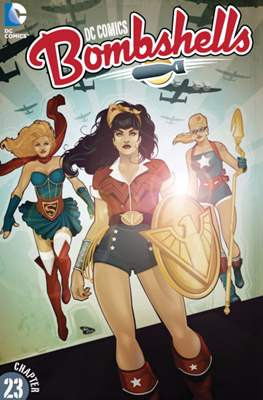 DC Comics: Bombshells (Digital) #23