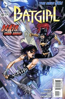 Batgirl Vol. 4 (2011-2016) (Comic-Book) #10