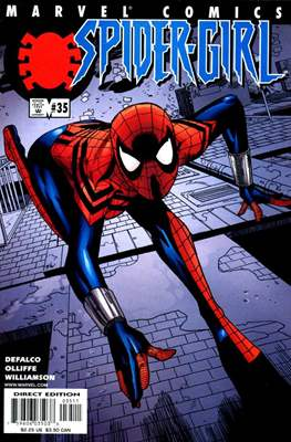 Spider-Girl vol. 1 (1998-2006) (Comic-Book) #35