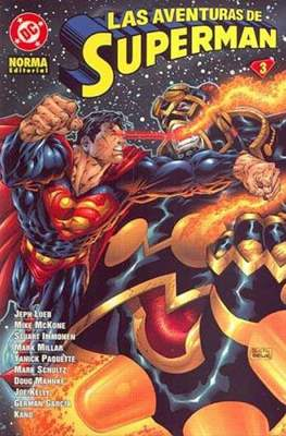 Las aventuras de Superman (2002-2003) #3