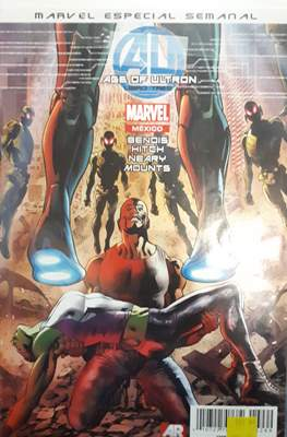 Age of Ultron - Marvel Especial Semanal #3