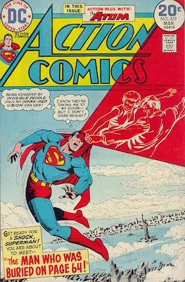 Action Comics Vol. 1 (1938-2011; 2016-) (Comic Book) #433