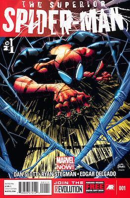 The Superior Spider-Man (Vol. 1 2013-2014) #1