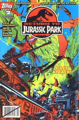 Return To Jurassic Park (Comic Book) #2