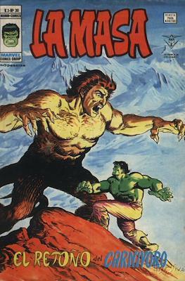 La Masa Vol. 3 (1975-1980) (Rústica 40-48 pp) #30