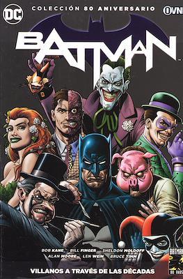 Batman. Colección 80 Aniversario. (Rústica) #3