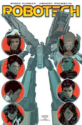 Robotech (Comic Book) #17