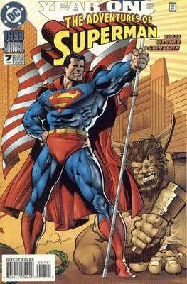 The Adventures of Superman Annual (Comic Book) #7