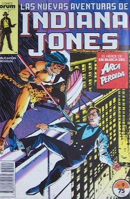 Indiana Jones (Grapa 24 pp) #9
