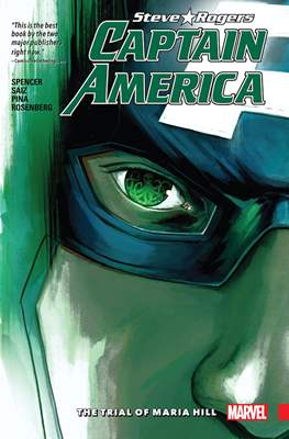 Captain America: Steve Rogers (2016-2017) (Softcover) #2