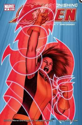 Astonishing X-Men (Vol. 3 2004-2013) (Comic Book) #21