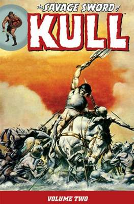 The Savage Sword of Kull #2