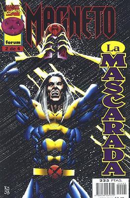 Magneto (Grapa. 17x26. 24 páginas. Color. 1997) #2
