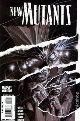 New Mutants Vol. 3 (Comic Book) #2